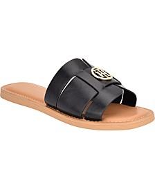 Edel Flat Sandals
