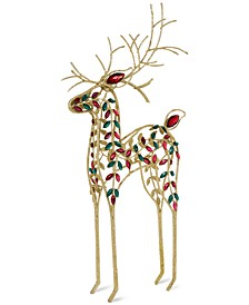 Evergreen Dreams Embellished Reindeer, Created for Macy's