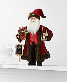 Standing Wine Santa, Created for Macy's