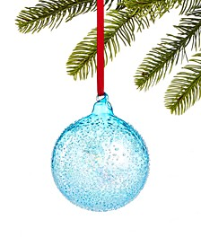 Seaside Glass Drop Ornament, Created for Macy's