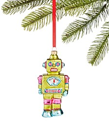 Santa's Favorites Robot Ornament, Created for Macy's