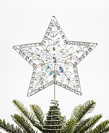 Shimmer & Light Silver Star Topper, Created for Macy's