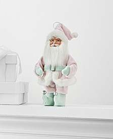 Shimmer and Light, Elf Santa Ornament, Created for Macy's