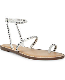Wild Pair Geena Toe-Ring Sandals, Created for Macy's