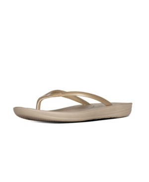 Fitflop FITFLOP WOMEN'S IQUSHION ERGONOMIC FLIP-FLOPS SANDAL WOMEN'S SHOES