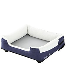 """""""Dream Smart"""" Electronic Heating and Cooling Smart Pet Bed"""