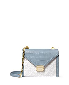 Signature Whitney Shoulder Bag