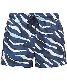 BOSS Men's Tigershark Quick-Dry Swim Shorts