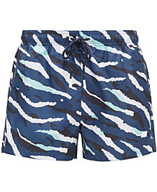 BOSS Men's Tigershark Quick-Dry Swim Shorts