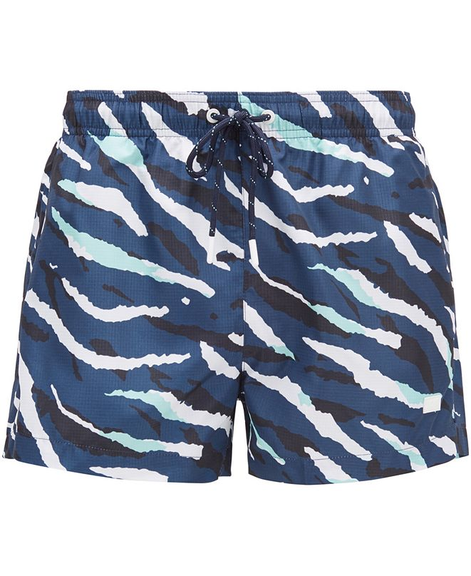 Hugo Boss BOSS Men's Tigershark Quick-Dry Swim Shorts