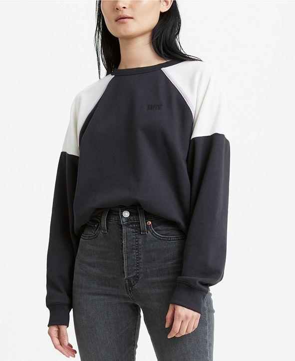 Levi's Colorblocked Sweatshirt