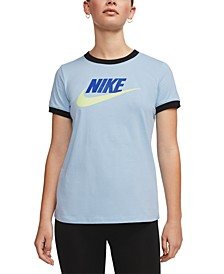 Women's Sportswear Futura Cotton Ringer T-Shirt