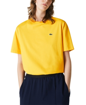 Lacoste WOMEN'S COTTON T-SHIRT