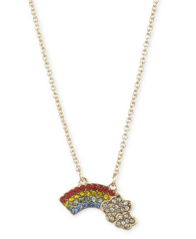 State of Kind Rainbow Pendant
