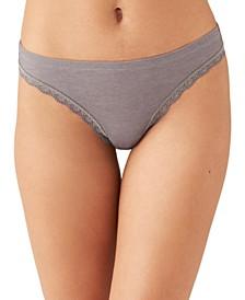 Women's Innocence Daywear Thong Underwear 979214