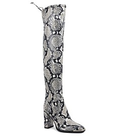 Women's Abanna Over the Knee Boot