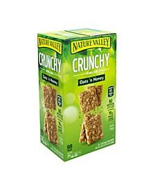 Oats 'N Honey Granola Bars 49 Count