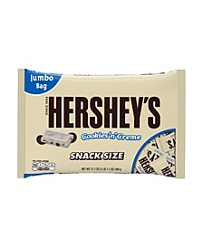 Snack Size Cookies 'N' Creme Bars, 17.1 oz, 2 Pack