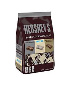 Snack Size Assortment, 33 oz