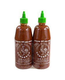 Hot Chili Sauce, 28 oz, 2 Pack