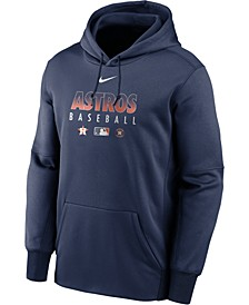Men's Houston Astros Authentic Collection Therma Dugout Hoodie