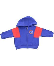 Toddler Boys Chicago Cubs Full-Zip Hoodie