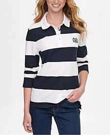 Rugby Stripe Polo Shirt, Created for Macy's