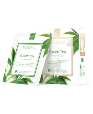 Green Tea Ufo Activated Masks