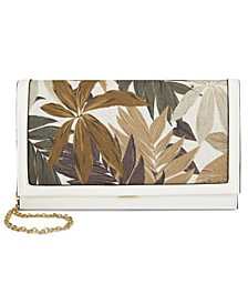 INC Jeenn Foldover Clutch, Created For Macy's