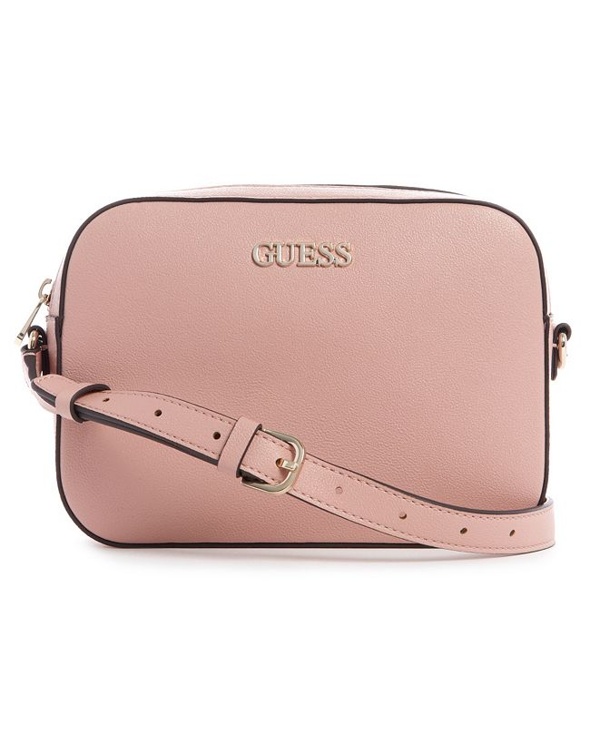 GUESS Utility Vibe Crossbody Top Zip