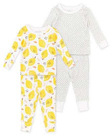 Toddler Girl 4-Piece Pajama Set
