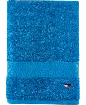 "Tommy Hilfiger Modern American 30"" x 54"" Cotton Bath Towel"