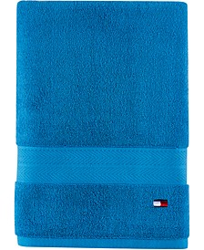 "Modern American 30"" x 54"" Cotton Bath Towel"