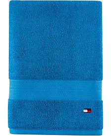 """Tommy Hilfiger Modern American 30"""" x 54"""" Cotton Bath Towel"""
