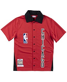 Chicago Bulls Men's Authentic Shooting Shirt