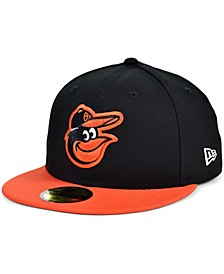 Baltimore Orioles Plate Patch 59FIFTY Cap