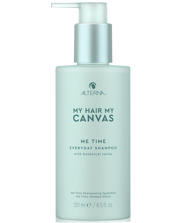 Alterna - My Hair My Canvas Me Time Everyday Shampoo, 8.5-oz.