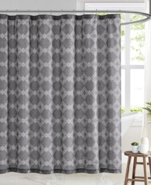 Brooklyn Loom Nina Shower Curtain, 72