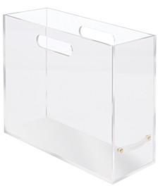Acrylic File Box Slim