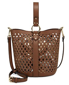 INC Daniellee Panier Bucket Crossbody, Created For Macy's