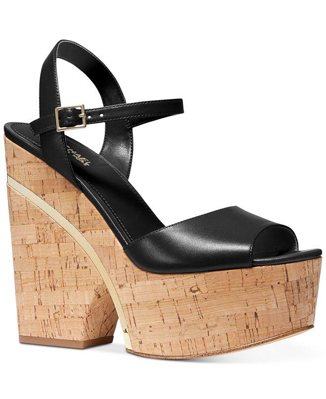 Michael Kors Lana Platform Dress Sandals