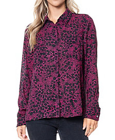 Fever Women's Button Up Shirt