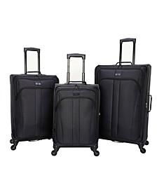 Discover 3-Piece Softside Luggage Set
