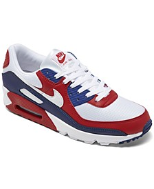 Men's Air Max 90 USA Casual Sneakers from Finish Line