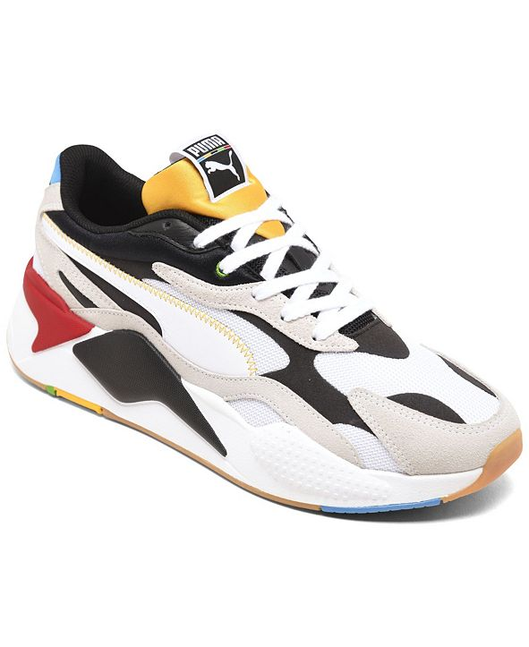 Puma Men's RS-X3 Unity Casual Sneakers from Finish Line