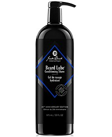 Beard Lube Conditioning Shave Limited 20th Anniversary Edition, 33-oz.