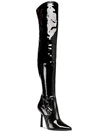 Women's Vanquish Over-the-Knee Thigh-High Boots