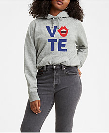 Levi's® Graphic 2020 Vote Voice Hooded Sweatshirt