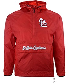 New Era Women's St. Louis Cardinals Windbreaker