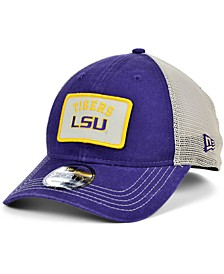 LSU Tigers Patch Trucker 9FORTY Cap